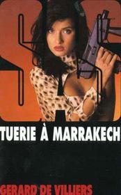 SAS t.117 ; tuerie a Marrakech