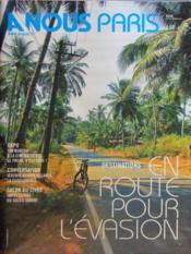 A Nous Paris N°556 du 12/03/2012 - Couverture - Format classique