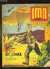 Ima L Ami Des Jeunes N° 39 Du 4 Octobre 1956. Une Nouvelle Aventure De Ric Limar. - Couverture - Format classique