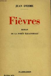 Fievres. - Couverture - Format classique