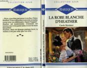 La Robe Blanche D'Heather - Taggart'S Woman - Couverture - Format classique