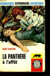 La Panthere A L'Affut N)491 - Couverture - Format classique