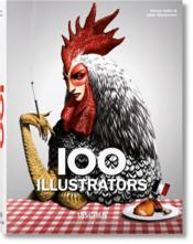 Vente  100 illustrators  - Steven Heller - Julius Wiedemann