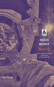Vente livre :  Phare 23  - Hugh Howey