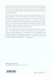 Image Philosophie Et Medecine Le Corps En Regards - 4ème de couverture - Format classique