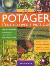 Grand Livre Du Potager - Intérieur - Format classique