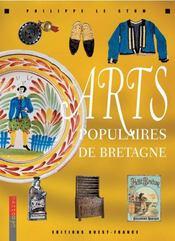 Arts populaires de bretagne - Intérieur - Format classique