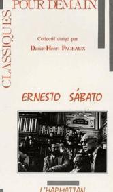 Ernesto Sabato - Couverture - Format classique