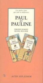 Pauline ou cent façons d'imaginer l'avenir - Couverture - Format classique