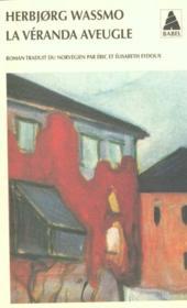 La Veranda Aveugle - Couverture - Format classique