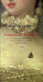 Grains de beautés et autres minuties d'un collectionneur de mouches - Intérieur - Format classique