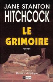 Le Grimoire - Couverture - Format classique