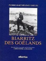 Biarritz Des Goelands - Couverture - Format classique