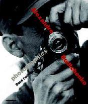 Alexandre rodtchenko photographe ; la révolution dans l'oeil - Intérieur - Format classique