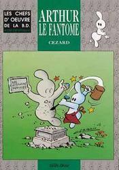 Chefs d'oeuvre BD populaire t.5 ; Arthur le fantôme - Intérieur - Format classique