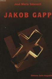 Jakob Gapp - Couverture - Format classique