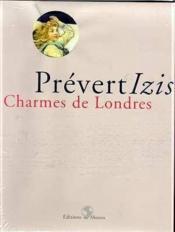 Charmes De Londres - Couverture - Format classique