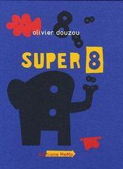 Super 8 - Intérieur - Format classique