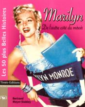 Marilyn, de l'autre cote du miroir - Couverture - Format classique