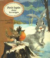 Petit Lapin Dans Les Neiges - Couverture - Format classique
