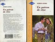 Un Patron De Reve - Wedding Bell - Couverture - Format classique