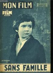 Mon Film N° 652 - Sans Famille - Couverture - Format classique
