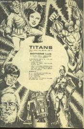 Titans N°45 - Couverture - Format classique