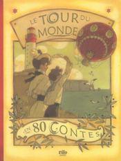Le tour du monde en 80 contes - Intérieur - Format classique