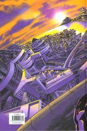 H.K t.2 ; paradiso - 4ème de couverture - Format classique