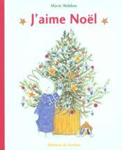 J'Aime Noel - Couverture - Format classique