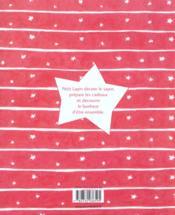 J'Aime Noel - 4ème de couverture - Format classique
