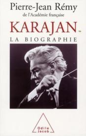 Karajan la biographie - Couverture - Format classique