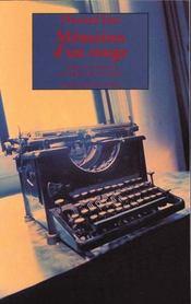 Memoires D'Un Rouge - Intérieur - Format classique