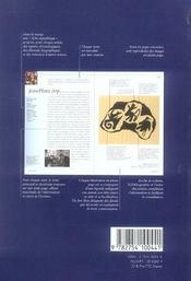 Dada et les arts rebelles - 4ème de couverture - Format classique