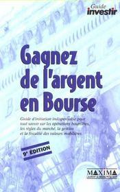 Gagner De L'Argent En Bourse - Intérieur - Format classique