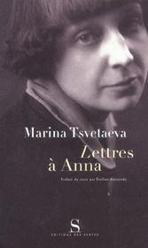 Lettres A Anna - Intérieur - Format classique