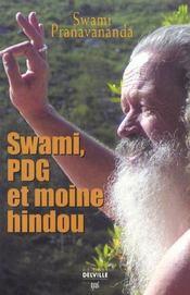Swami Pdg Et Moine Hindou - Intérieur - Format classique