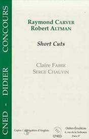 Raymond carver/short cuts/selected stories - Couverture - Format classique