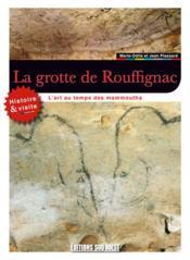 Visiter la grotte de rouffignac - Couverture - Format classique