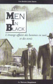 Men In Black - L'Etrange Affaire Des Hommes En Noir Et Des Ovnis - Intérieur - Format classique