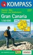 Gran canaria 1/50.000 - Couverture - Format classique