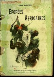 Epopees Africaines. Collection Modern Bibliotheque. - Couverture - Format classique