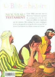 Nouveau Testament - 4ème de couverture - Format classique