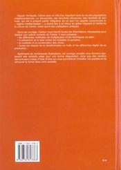 Culture De L'Olivier (La) - 4ème de couverture - Format classique