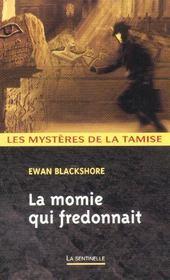 La Momie Qui Fredonnait - Intérieur - Format classique