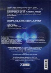 Hydrogen. facing the energy challenges of the 21st century/l'hydrogène. pour relever le défi énergétique - 4ème de couverture - Format classique