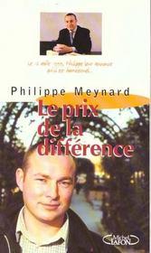 Prix De La Difference - Intérieur - Format classique