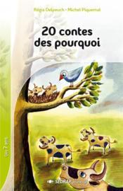 Lecture En Tete ; 20 Contes Des Pourquoi ; Ce1/Ce2 - Couverture - Format classique