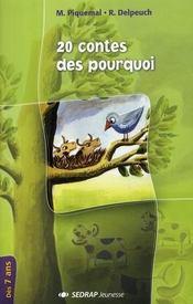Lecture En Tete ; 20 Contes Des Pourquoi ; Ce1/Ce2 - Intérieur - Format classique