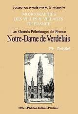 Notre-Dame-De-Verdelais - Couverture - Format classique